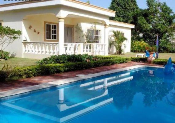 Дом в Кабарете, Доминиканская Республика, 240 м2 - фото 1