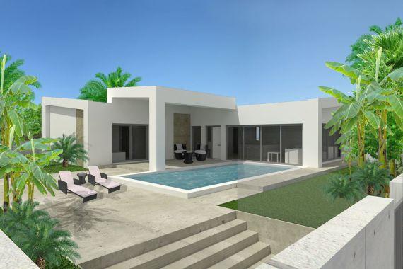 Дом в Сьюдад-Кесада, Испания, 200 м2 - фото 1