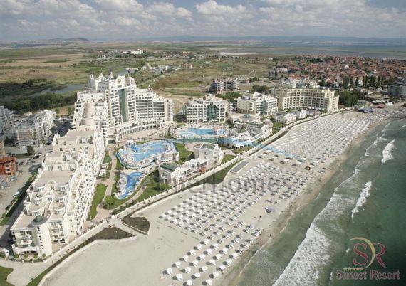 Апартаменты в Поморие, Болгария, 90 м2 - фото 1