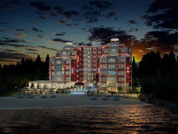 Апартаменты в Несебре, Болгария, 124 м2 - фото 2