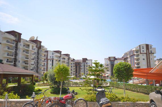 Апартаменты в Аланье, Турция, 65 м2 - фото 2
