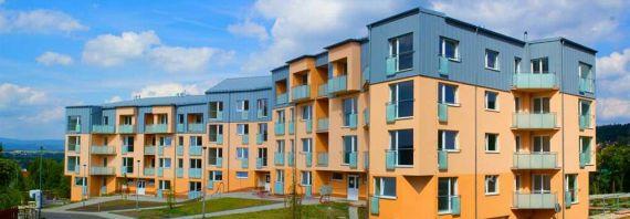 Квартира в Карловых-Варах, Чехия, 48.02 м2 - фото 1
