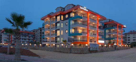 Апартаменты в Аланье, Турция, 61 м2 - фото 1