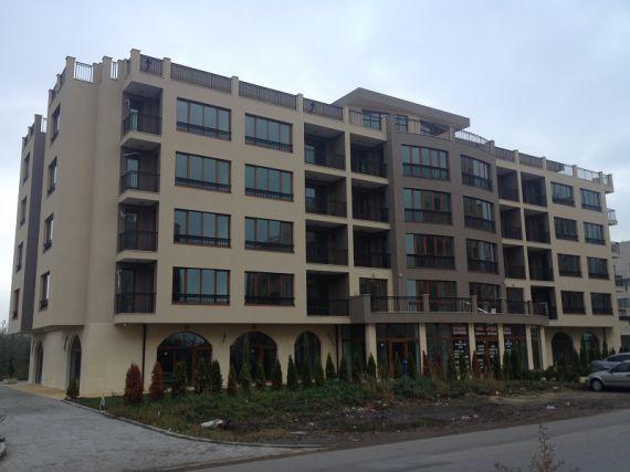 Апартаменты в Поморие, Болгария, 33.63 м2 - фото 1