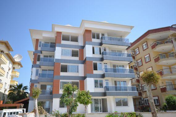 Квартира в Аланье, Турция, 55 м2 - фото 1