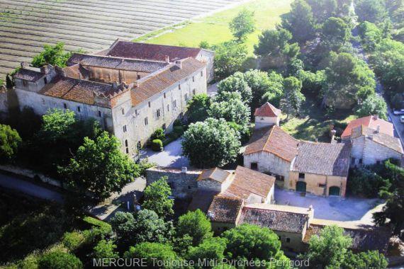 Замок в Перпиньяне, Франция, 3 Га - фото 1