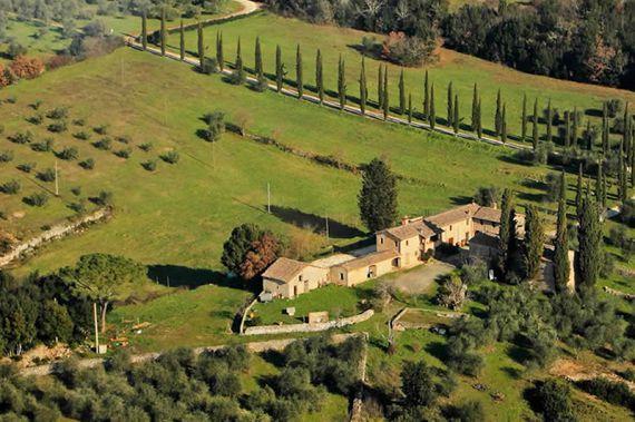 Коттедж в Сиене, Италия, 600 м2 - фото 2