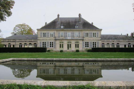 Замок в Шампани, Франция, 780 м2 - фото 1