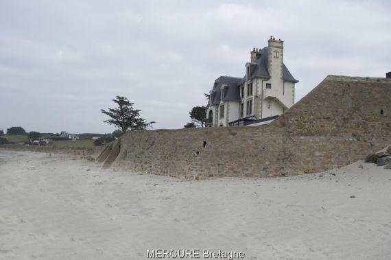 Замок в Бретани, Франция, 400 м2 - фото 1