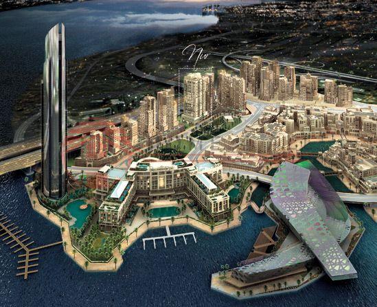 Земля в Дубае, ОАЭ, 5104 м2 - фото 1