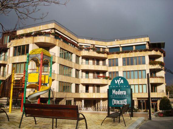 Квартира в Варне, Болгария, 81 м2 - фото 1