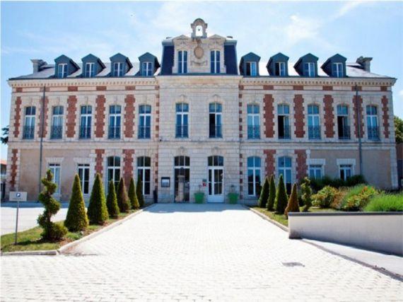 Отель, гостиница в Бордо, Франция, 1540 м2 - фото 1