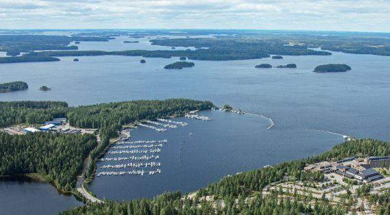 Коммерческая недвижимость в Иматре, Финляндия, 800 м2 - фото 1