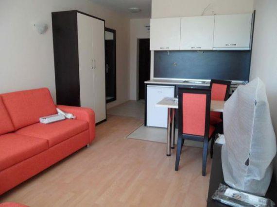 Квартира на Солнечном берегу, Болгария, 37.12 м2 - фото 1