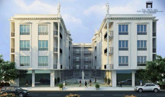 Апартаменты в Хургаде, Египет, 37 м2 - фото 1