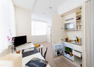 Квартира в Мюнхене, Германия, 24.5 м2 - фото 1