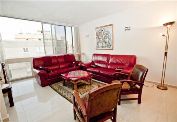Квартира в Тель-Авиве, Израиль, 115 м2 - фото 1