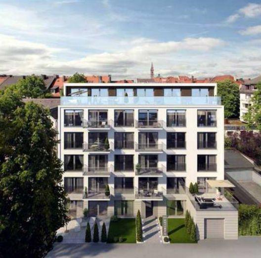 Квартира в Мюнхене, Германия, 108.52 м2 - фото 1