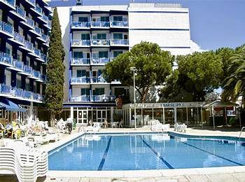 Отель, гостиница на Коста-Брава, Испания, 8000 м2 - фото 1