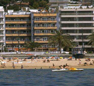 Отель, гостиница на Коста-Брава, Испания, 5000 м2 - фото 1