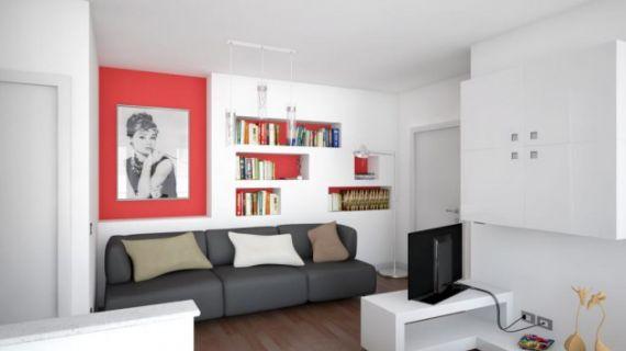 Апартаменты в Триесте, Италия, 94 м2 - фото 1