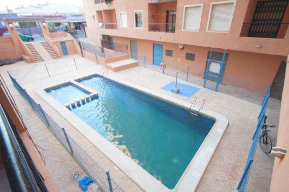 Квартира в торревьехе бассейн с подогревом