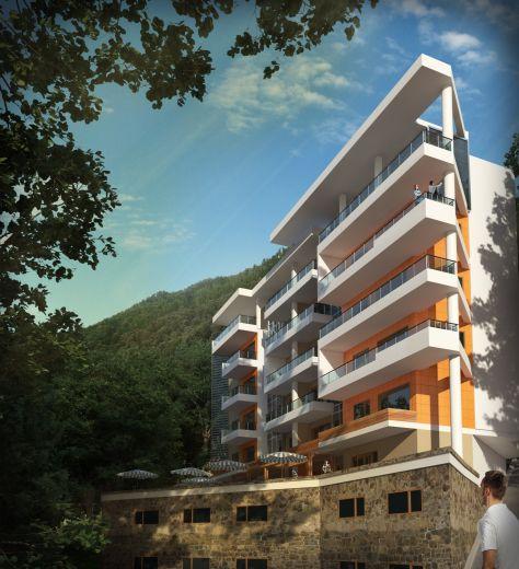 Квартира в Рафаиловичах, Черногория, 25 м2 - фото 1