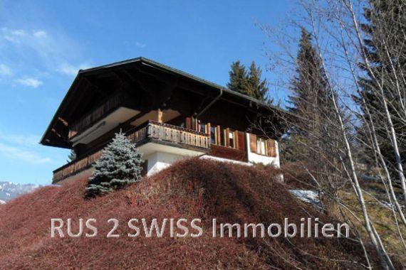 Шале в Гштаде, Швейцария, 1107 м2 - фото 1