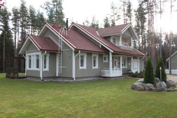 Дом в Лаппеенранте, Финляндия, 2551 м2 - фото 1