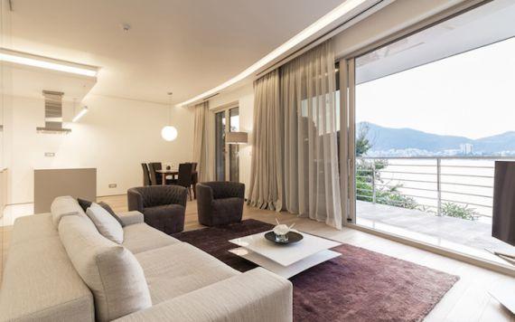Апартаменты в Будве, Черногория, 131 м2 - фото 1