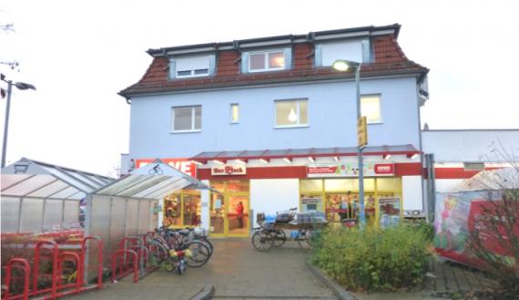 Магазин в Северной Баварии (Франконии), Германия, 2609 м2 - фото 1