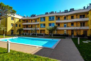 Апартаменты в Триесте, Италия, 93 м2 - фото 1