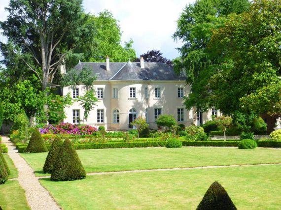Замок в землях Луары, Франция, 20 Га - фото 1
