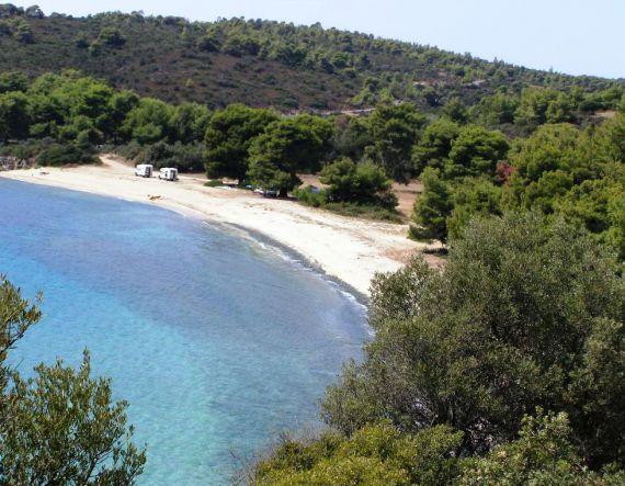 Земля в Халкидики, Греция, 42000 м2 - фото 1