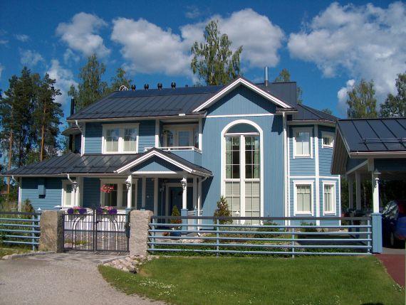 Дом в Лахти, Финляндия, 290 м2 - фото 1