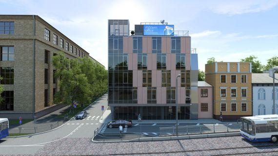 Инвестиционный проект в Риге, Латвия, 496 м2 - фото 1