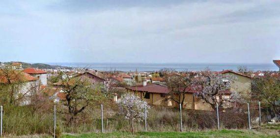 Земля в Варне, Болгария, 500 м2 - фото 1