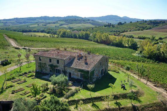 Доходный дом в Монтепульчано, Италия, 628 м2 - фото 1