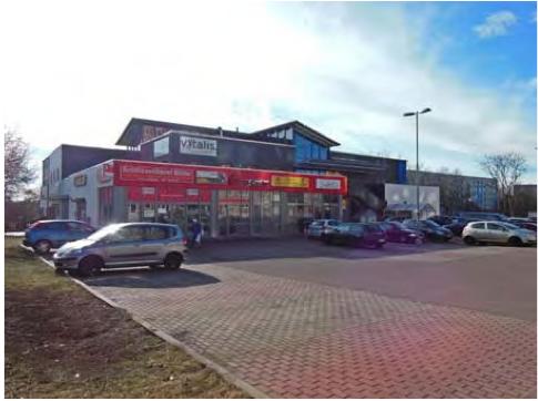 Магазин в Саксонии-Анхальт, Германия, 2635 м2 - фото 1