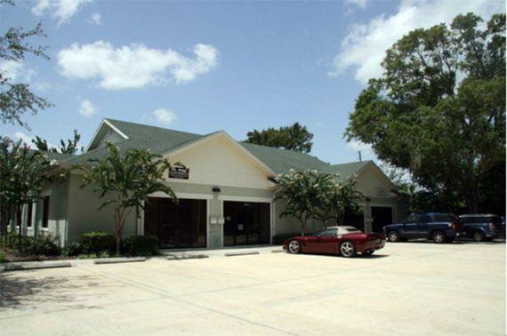 Коммерческая недвижимость в Орландо, США, 539 м2 - фото 1