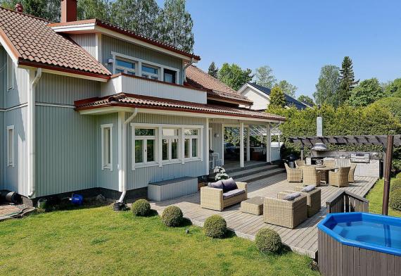 Дом в Хельсинки, Финляндия, 211 м2 - фото 1