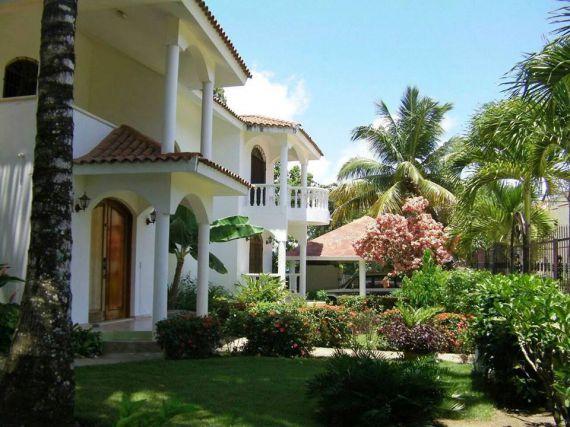 Вилла в Сосуа, Доминиканская Республика, 804 м2 - фото 1