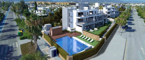 Апартаменты в Малаге, Испания, 93.05 м2 - фото 1