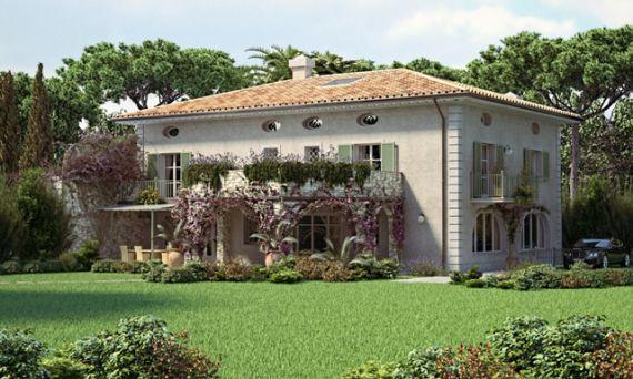 Вилла в Форте деи Марми, Италия, 966 м2 - фото 1