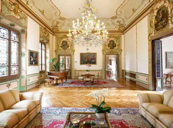 Апартаменты во Флоренции, Италия, 710 м2 - фото 1