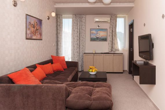 Квартира на Солнечном берегу, Болгария, 69 м2 - фото 1