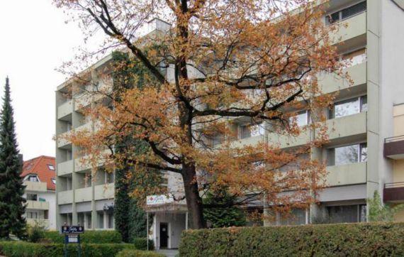 Отель, гостиница в Мюнхене, Германия, 1615 м2 - фото 1