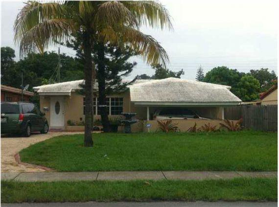 Дом в Майами, США, 250 м2 - фото 1