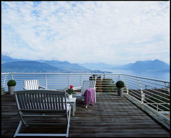 Апартаменты у озера Маджоре, Италия, 180 м2 - фото 1