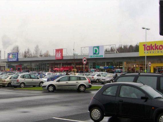 Магазин в Южночешском Крае, Чехия, 5000 м2 - фото 1